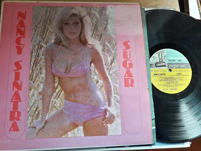 Nancy Sinatra - Sugar - Reprise RLP.6239 Mono UK 1967 VG+